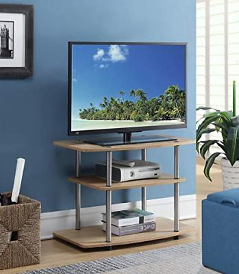 131020ww designs2go 3 tier tv stand weathered