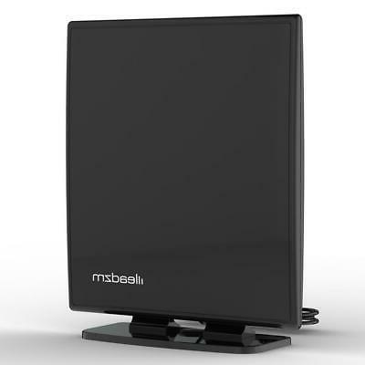 150mile 1080p hd digital indoor amplified tv