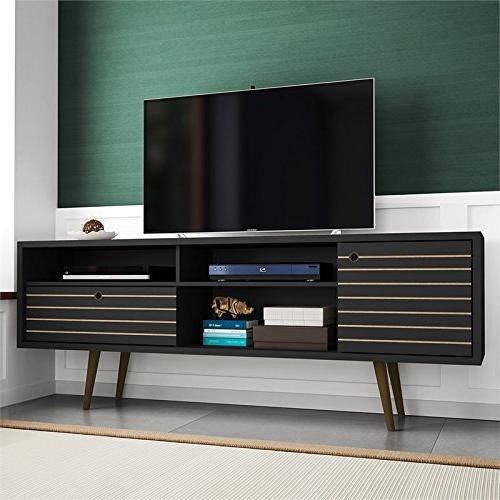 Manhattan Comfort 202AMC8 Mid-Century Modern Tv Stand,