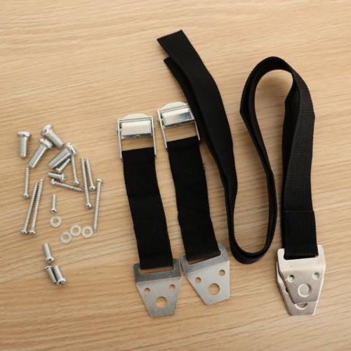 2pcs nylon strap anti tip baby safety