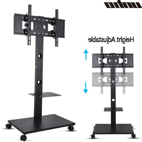 """32 65 70"""" Mobile Stand Steady Tabletop TV Mount Sony Vizio"""