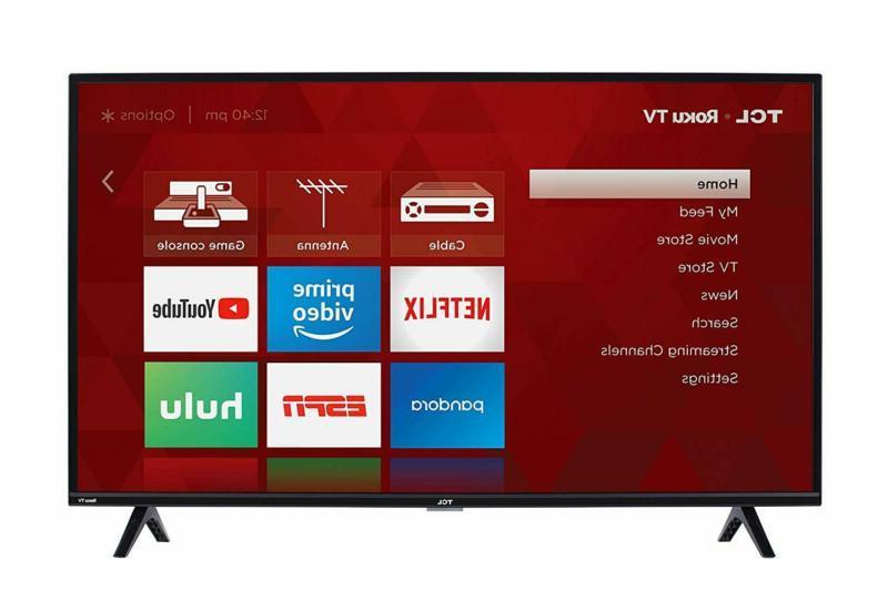 TCL 1080p HD Smart LED TV 2019 Modern