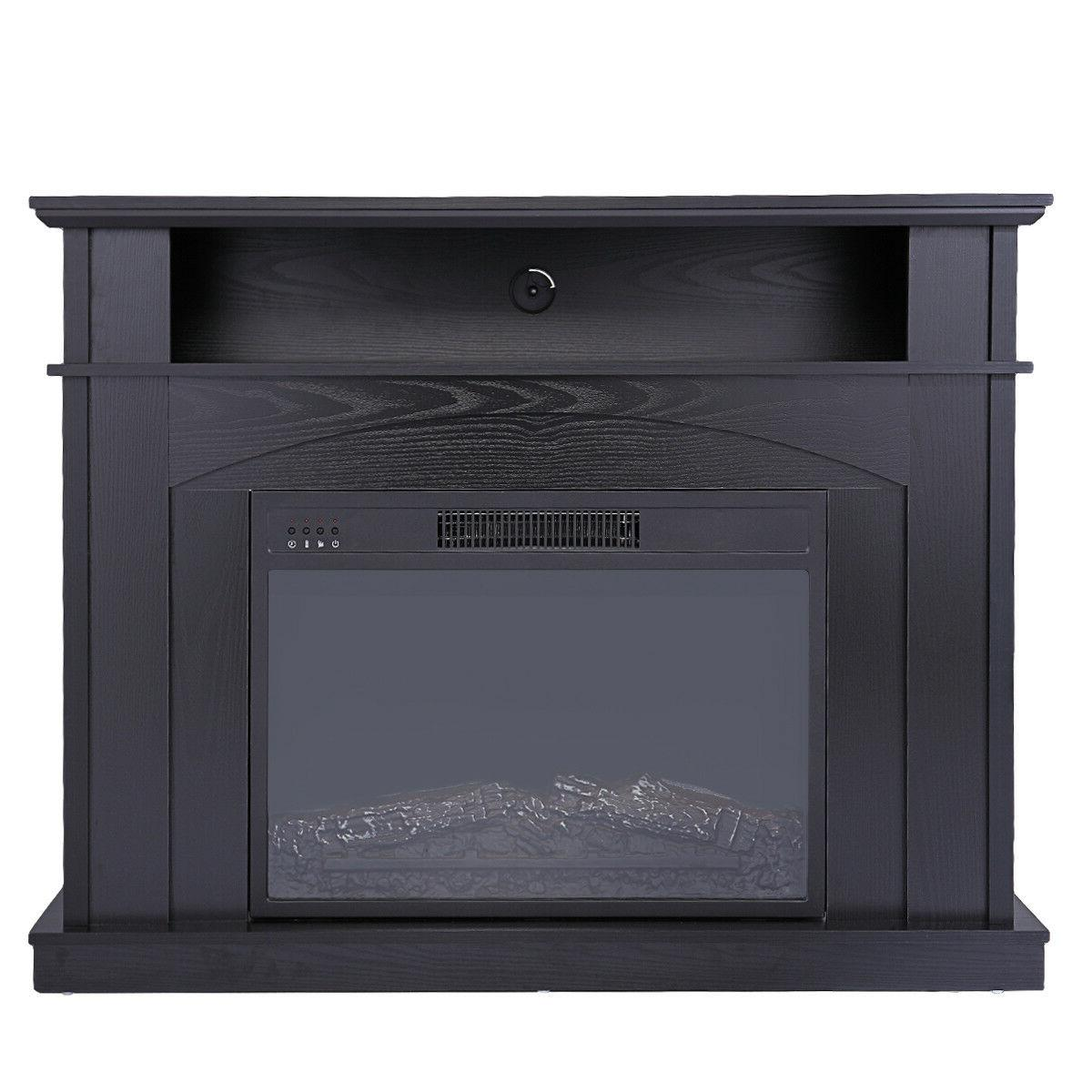 """41"""" Free Electric Fireplace TV Stand"""