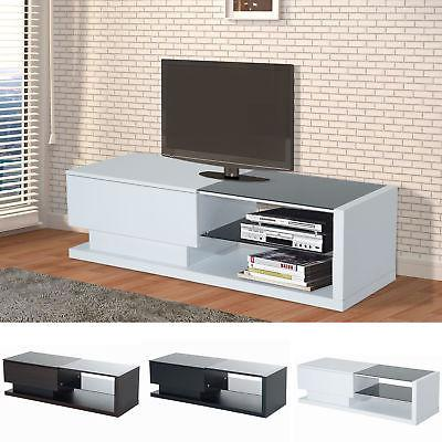"51"" Modern TV Stand Cabinet Media Center Console w/ Drawer T"