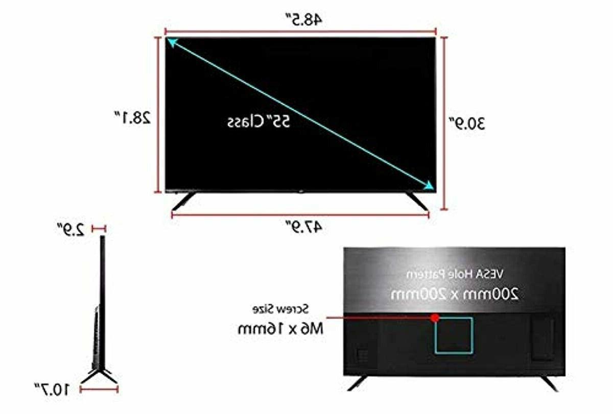 TCL 55R617 Ultra HD Roku
