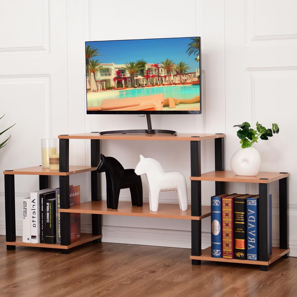 "57"" L Entertainment Media Furniture Storage"