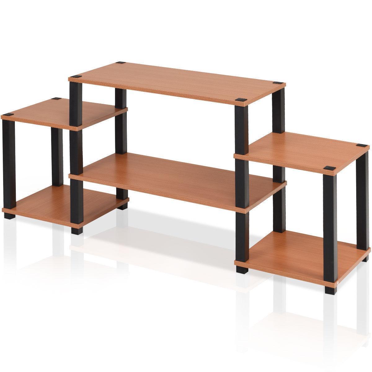 "57"" L TV Stand Entertainment Media Console Furniture Cabinet"