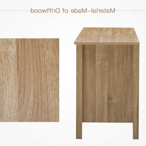 LED TV Stand Cabinets Console with