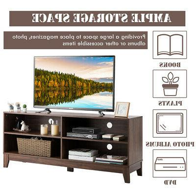 "58"" TV Stand Console w/Storage"