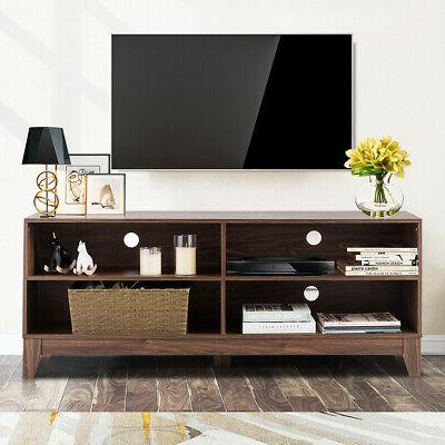 "58"" TV Stand Entertainment w/Storage"