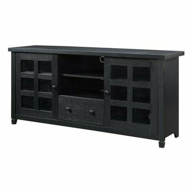 TV Storage Console Entertainment Unit Living
