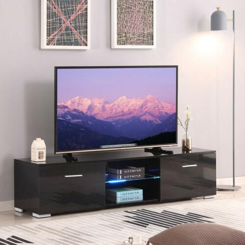 Large Black Stand High 63''