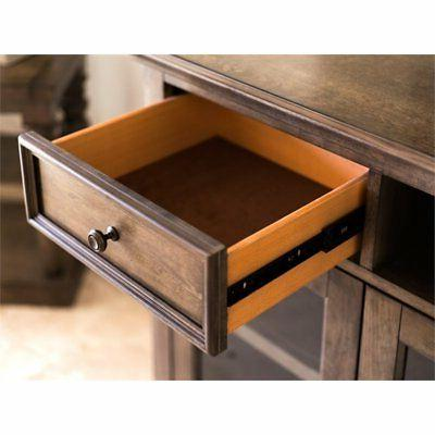 Hawthorne Collections Stand Brown