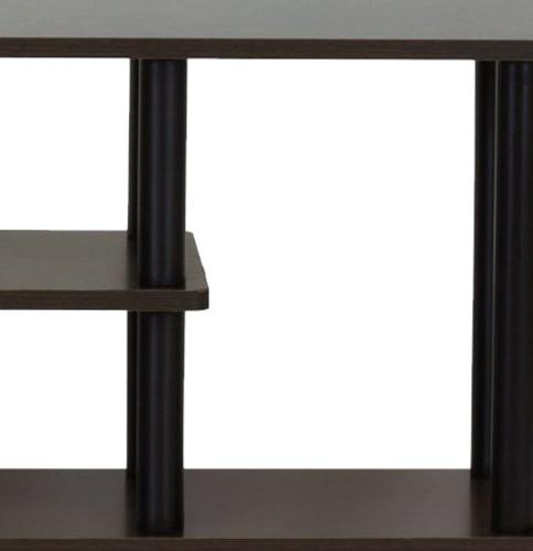 Furinno Tools TV Stands, Dark Brown