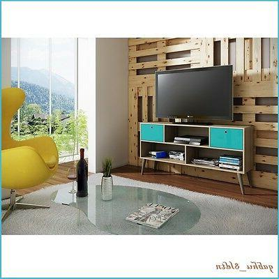 Mid Century Modern Tv Stand Media Console Center Display Woo