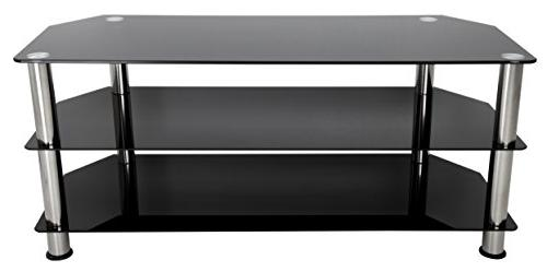 SDC1140-A Glass and TV Stand
