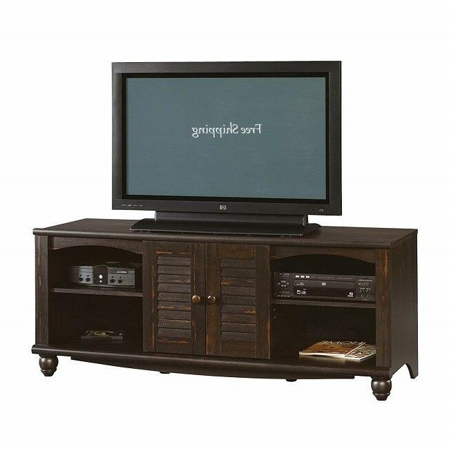 Sauder 403680 Harbor View Entertainment Credenza For TV's up