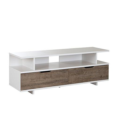 Stand-Fits Up to 60'' White