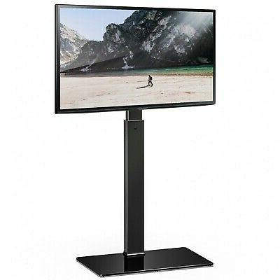 TV Floor Stand Mount DVD Shelf For 32 42 50 55 Sony RCA Shar