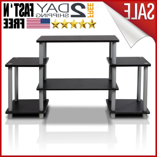 TV Stand Cabinet Unit Console Table Television Furniture Ent