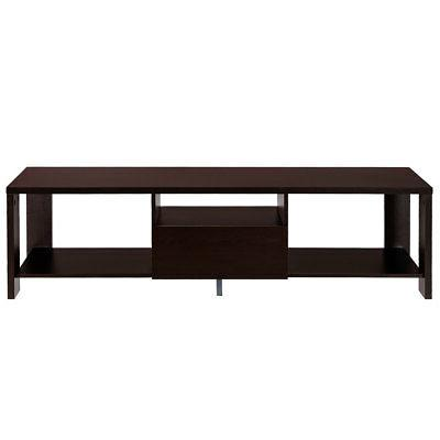 TV Stand Media Console Cabinet Center w/ Drawer
