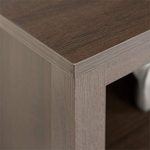 WE Wood Console