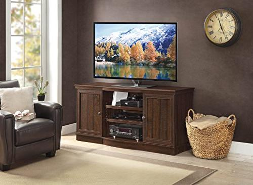 Whalen Furniture - Tv Console For Most Flat-panel Tvs Up To