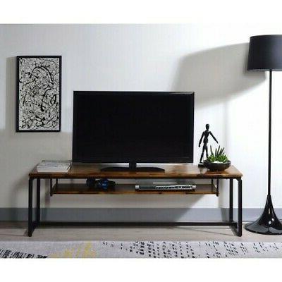 acme jurgen tv stand cabinet console unit