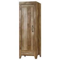 Adept 22.68 Narrow Storage Cabinet in Craftsman Oak