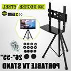 """Adjustable Plasma LCD TV Stand with Tripod Legs 37""""-59"""" LCD/"""