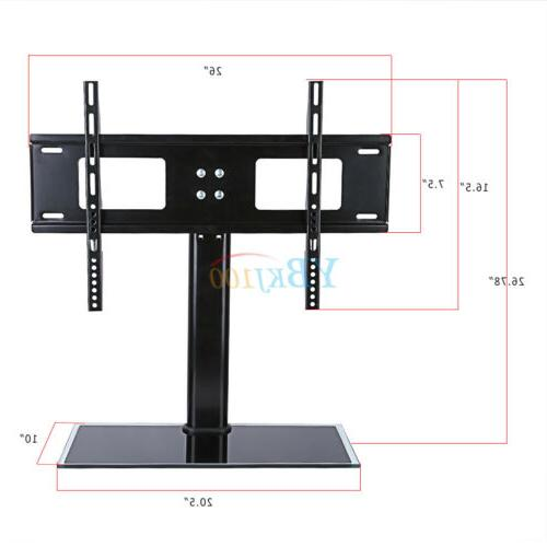 Universal LCD Screen Table With Stand/Base TV