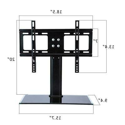 Adjustable TV Replacement Pedestal Bracket