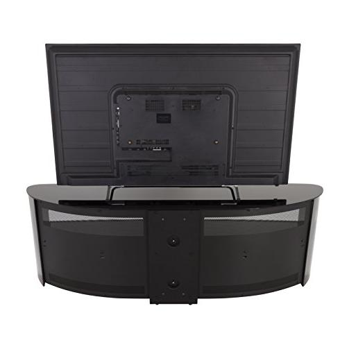 Burghley Plus 1500 Curved TV Stand