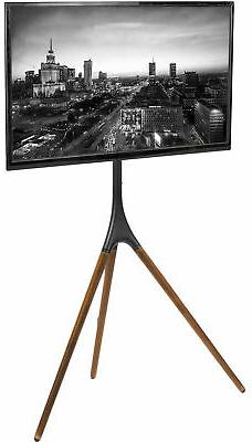 VIVO Artistic Easel Studio TV Display Stand | Adjustable TV