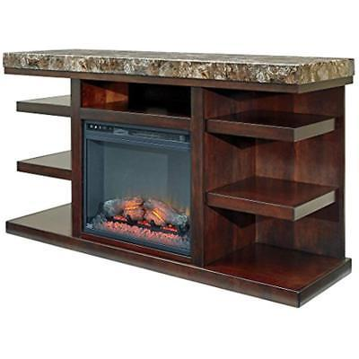 Ashley Home Signature - Electric Fireplace Insert TV
