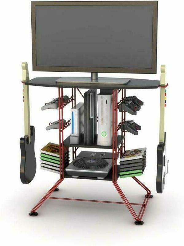 atlantic centipede game storage tv stand 37