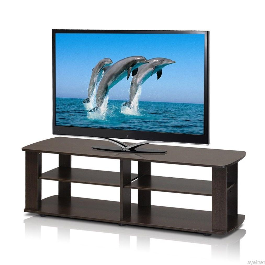 Black Tv Entertainment 50 60 Flat Television