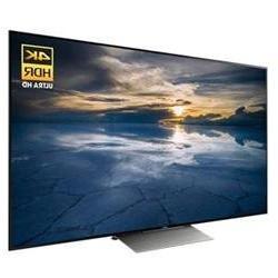 Sony BRAVIA X930D XBR-55X930D 55 3D 2160p LED-LCD TV - 16:9