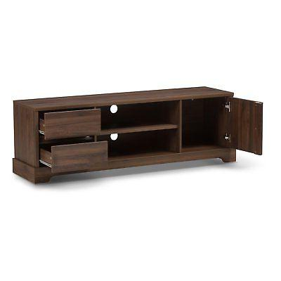 Baxton Studio and Contemporary Wood Stand