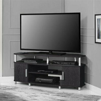 Ameriwood Home Carson 50-inch Espresso Corner TV Stand