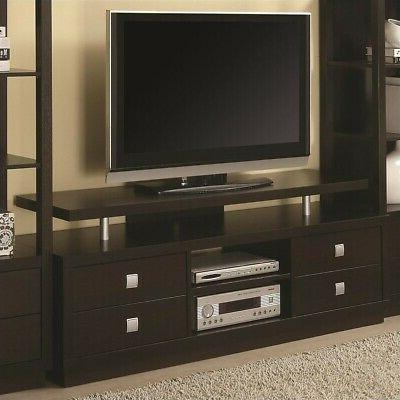 Casual TV Console by Coaster