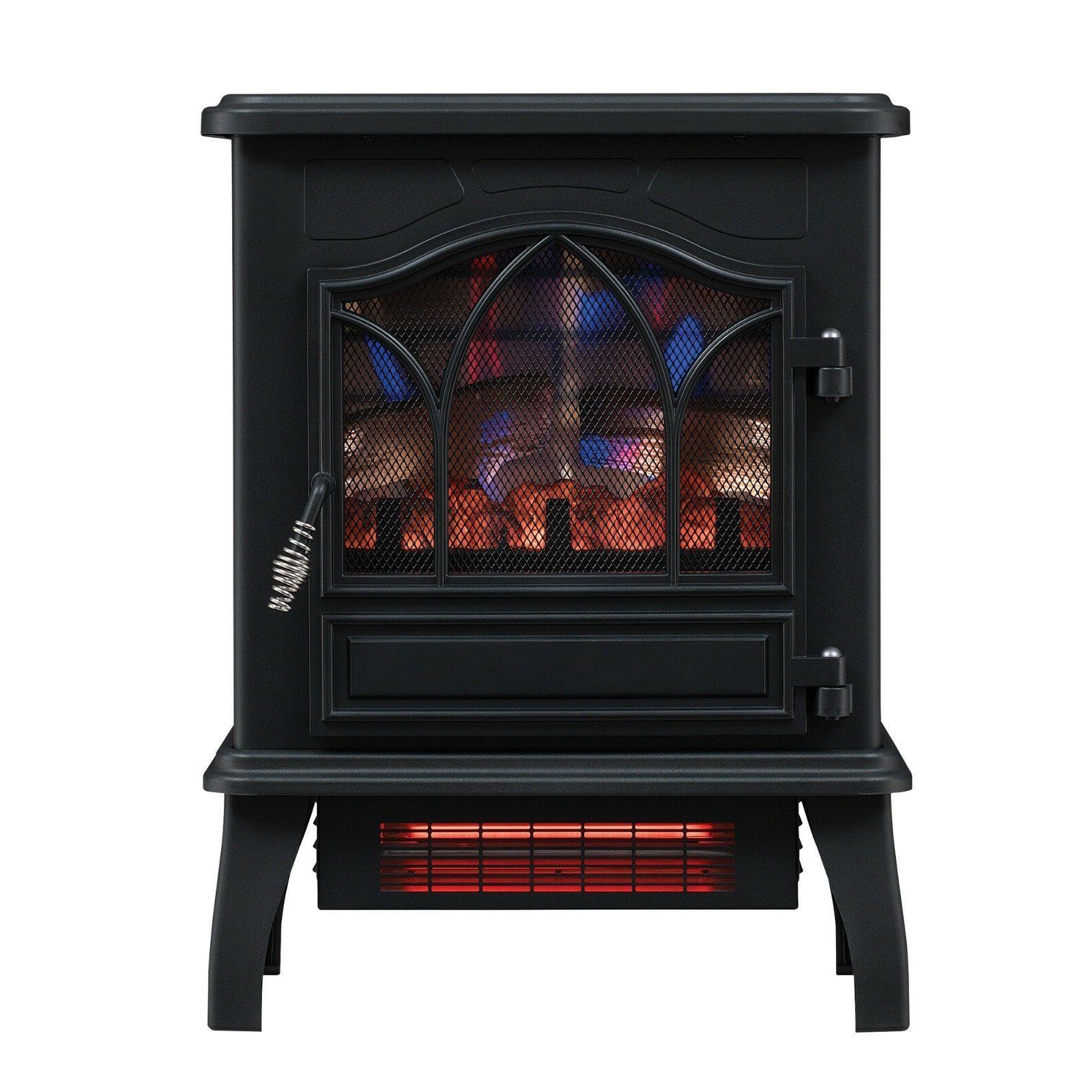 ChimneyFree Quartz Electric Space Heater,
