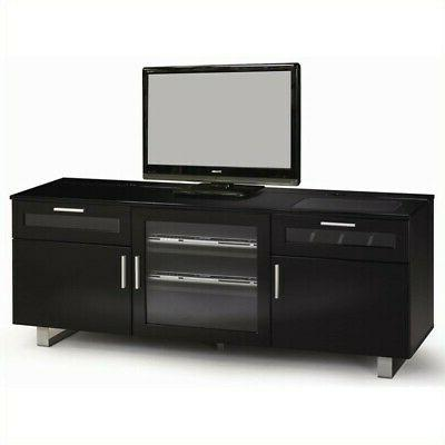 connect finish tv stand media