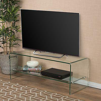 Contemporary Entertainment Console with