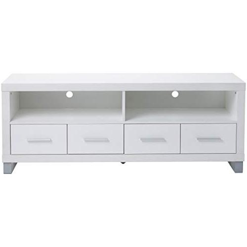 Rockpoint Stand Media Console Metal