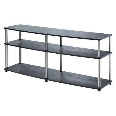 designs2go 3 tier 60 in tv stand