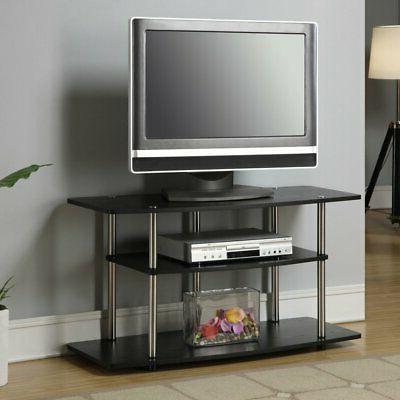 designs2go 3 tier wide tv stand