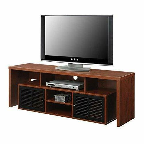 Convenience Designs2Go Modern Lexington 60-Inch Cherry