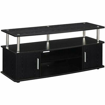 designs2go monterey 48 tv stand in black