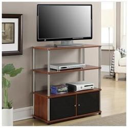 Convenience Concepts Designs2Go 34 3 Tier Highboy TV Stand C